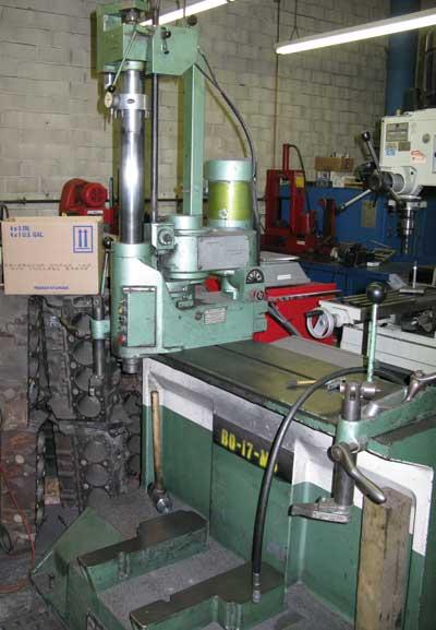 Action Parts MH Machine Shop
